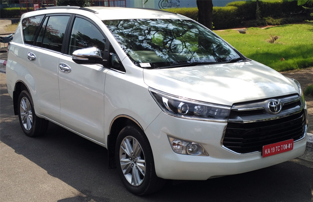 Innova Crysta Best Offers Lowest Rates 2020