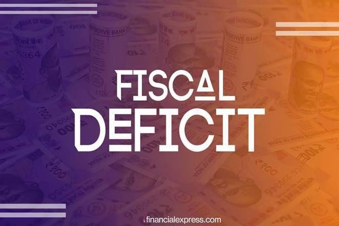 Indian Fiscal Deficit-2015