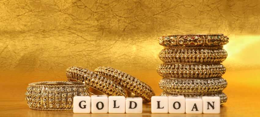 Gold loan repay