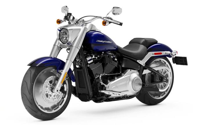 Loan For Harley Davidson Fat Boy