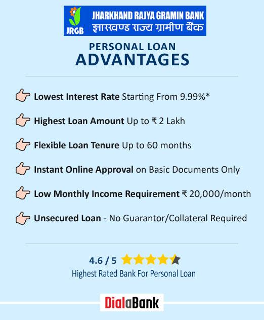 Jharkhand Gramin Bank Personal Loan