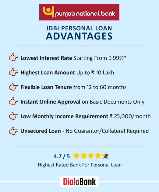 PNB Personal Loan