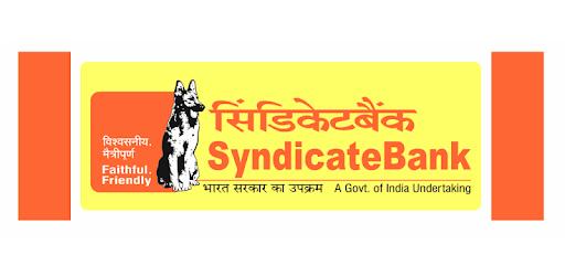 Syndicate Bank Personal Loan