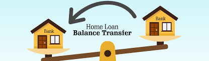 Balance Transfer on Home Loans