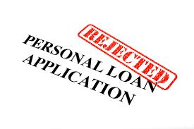 loan rejection