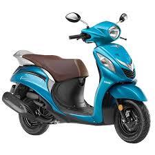 Yamaha Fascino Loan