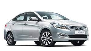 Check the New Hyundai 4S Verna from Different Angles