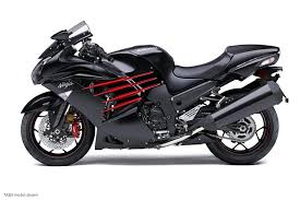 Kawasaki Ninja ZX-14R Colour Model