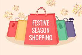 Festive Shopping!