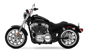 Harley Davidson SuperLow Colour Model