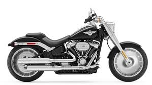 Loan For Harley Davidson Fat Boy Colour Model