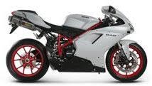 Ducati 848 Evo Colour Model