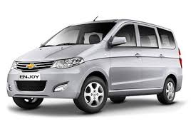 New Chevrolet Enjoy MPV Launched In India