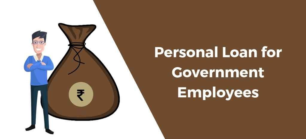 personal loan for delhi government employees