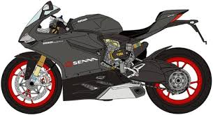 Ducati 1199 Panigale Colour Model