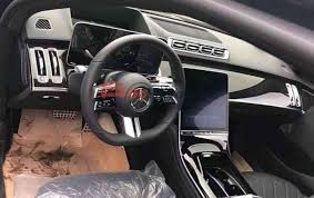 Mercedes Benz Launches New S-CLASS Car