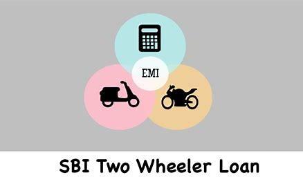 SBI Two Wheeler Loan