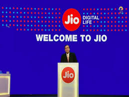 Reliance JIO vista