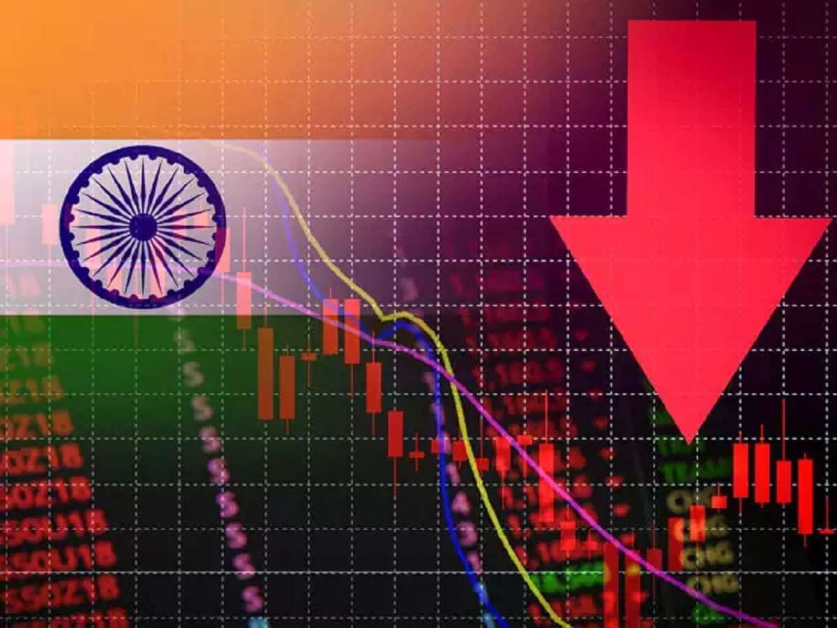 Indian Economy May Contract by Over 40% in Q1: SBI Research