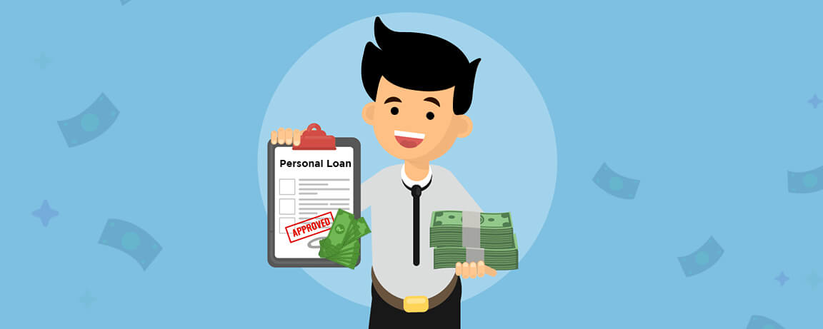 personal loan self employed