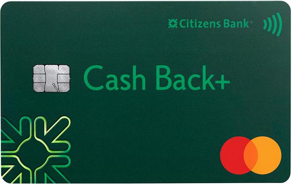 Cash Back Plus World Mastercard
