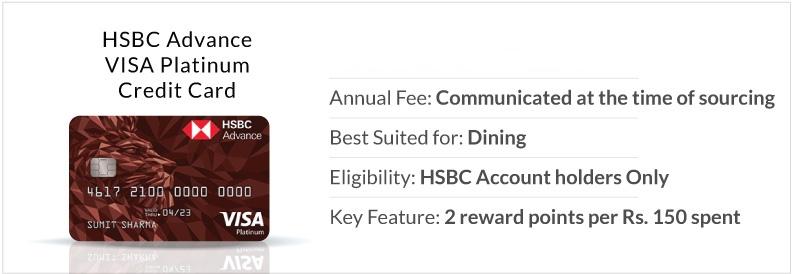 HSBC Bank Credit Cards