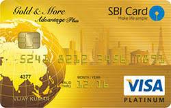 Bank of Maharashtra SBI Gold Credit Card