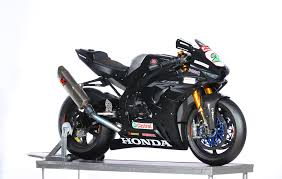 HONDA CBR1000RR-R -BLACK MODEL