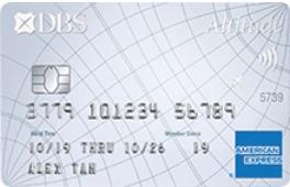 DBS Altitude American Express® Card
