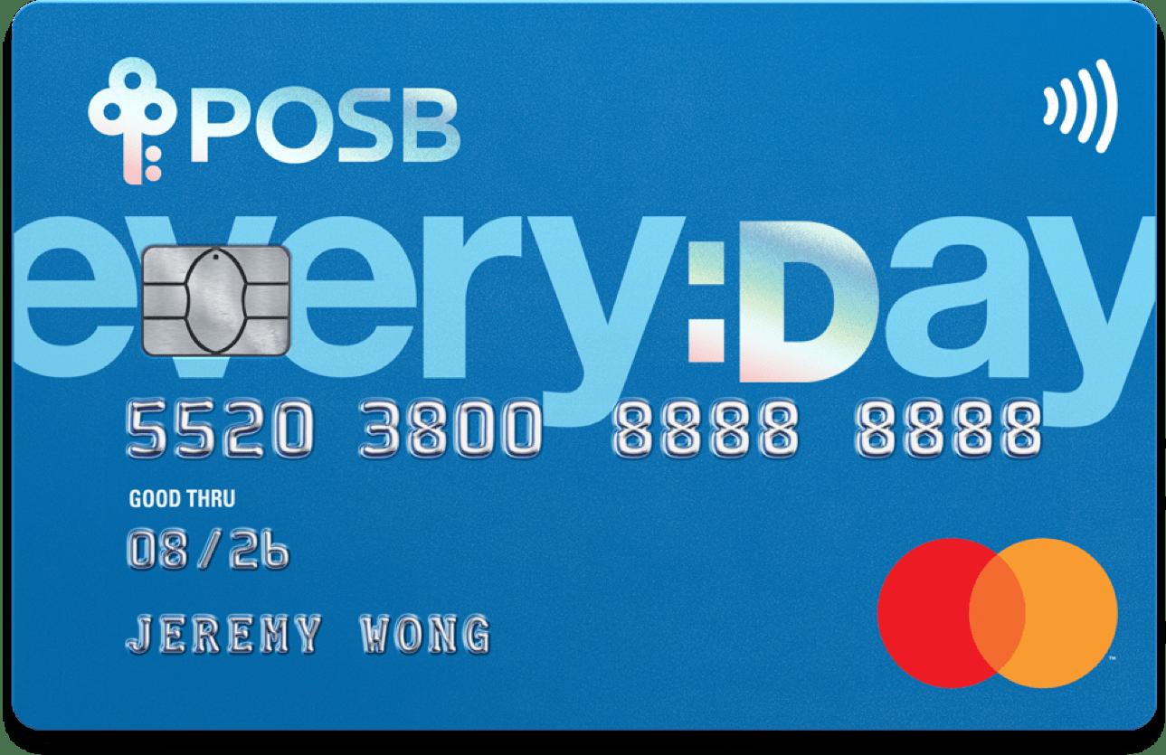 POSB Everyday Card