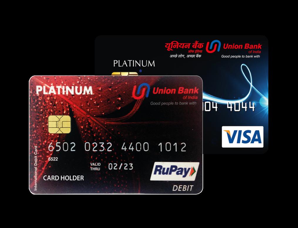 Union Bank Rupay Platinum Credit Card