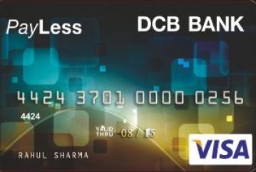 DCB PayLess Credit Card