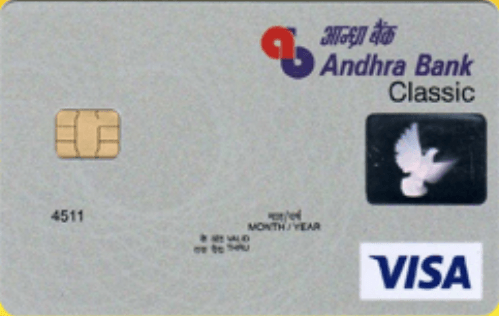 Andhra Bank Visa Classic Credit Card