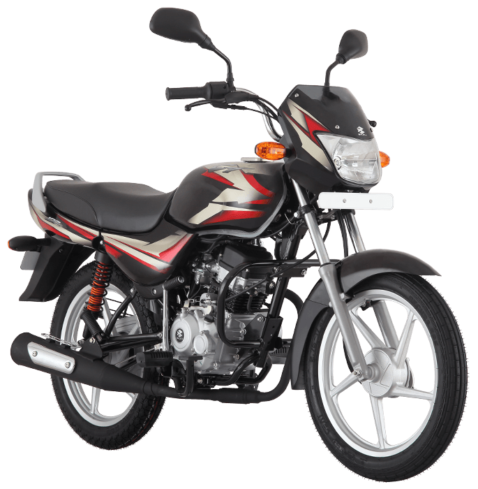 Bajaj CT 100 Bike Loan