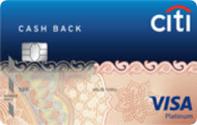 CitiBank Citi Cashback Credit Card