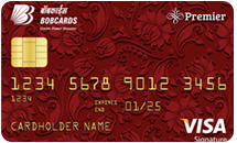 Bank of Baroda Premier Credit Card