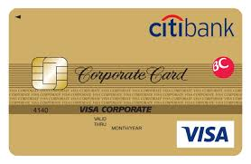 citibank corporate credit card