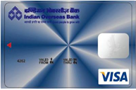 Indian Overseas Credit Cards