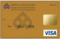 Indian Overseas Classic Credit Card