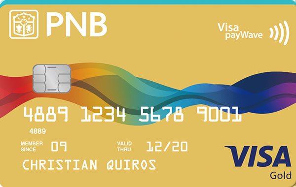 PNB'S Wave n Pay Credit Card
