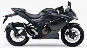 suzuki gixxer sf 250 loan metallic black model