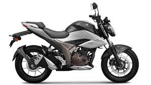 Suzuki Gixxer 250 loan black model