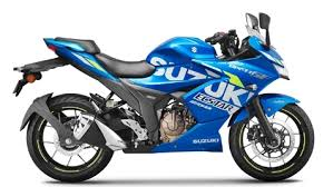 suzuki gixxer sf 250 loan triton blue model