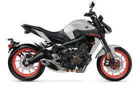 Yamaha MT 09 Loan