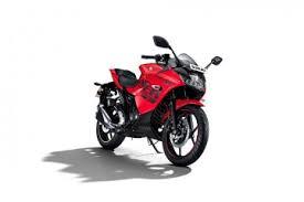 Suzuki Gixxer SF Loan Pearl Mira Red Model