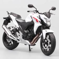 Honda CB500F Loan