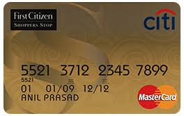 first citizen citi credit card