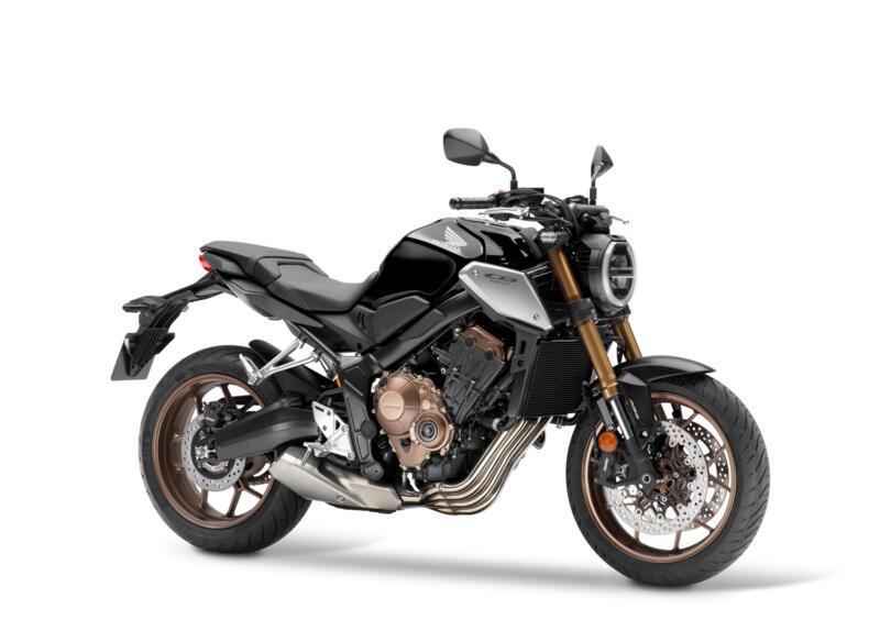 Honda CB650R Loan