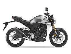 Honda CB300R Loan Colour Model