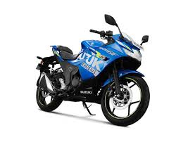 Suzuki Gixxer SF Loan Blue Model